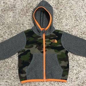 The North Face Light Fleece Hoodie, 6-12 Months